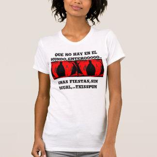 sanfermin 2012 tee shirt