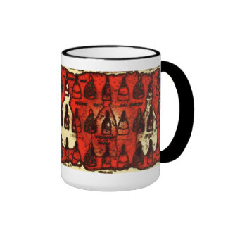 sanfermin ringer coffee mug
