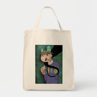 Sanfona Grocery Tote Bag