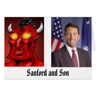 Sanford and Son Card