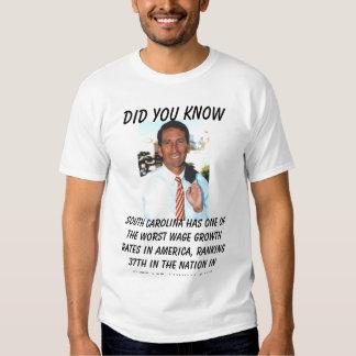 sanford, Did you know, South Carolina has one o... T Shirt