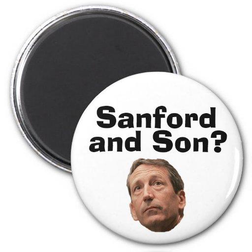 ¿Sanford e hijo? Imán Para Frigorifico