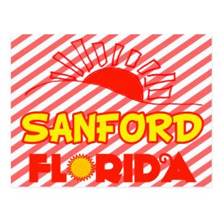 Sanford, Florida Postcard