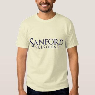 Sanford President 2012 T-shirt