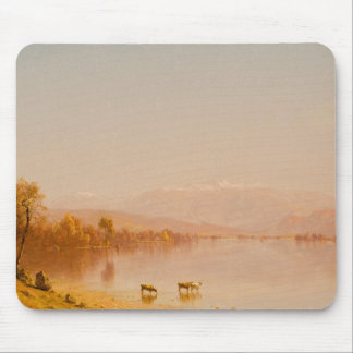Sanford Robinson Gifford - Indian Summer Mouse Pad