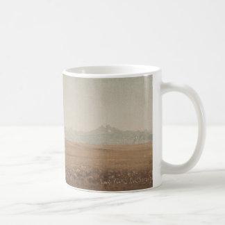 Sanford Robinson Gifford - Longs Peak, Colorado Coffee Mug