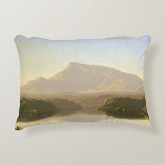 Sanford Robinson Gifford - Wilderness Decorative Pillow