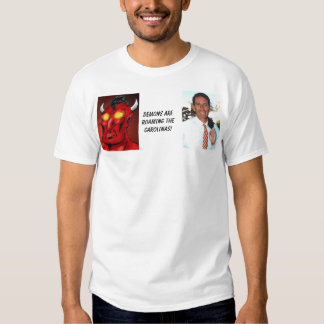 sanford, satan, Demons areRoaming theCarolinas! T Shirt
