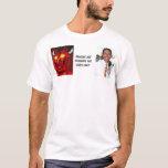 sanford, satan, Demons areRoaming theCarolinas! T-Shirt