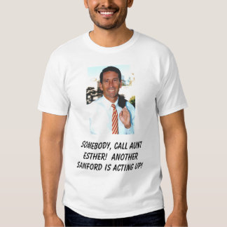 sanford, Somebody, call Aunt Esther!  Another S... T Shirt