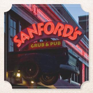 Sanfords coasters