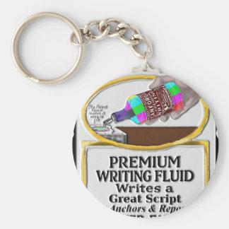 Sanford's Premium TV News Writing Fluid Keychain