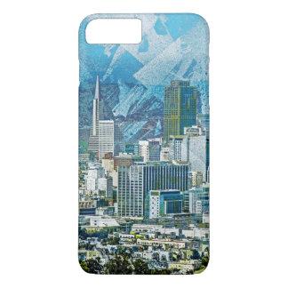 SANFRAN City Cisco AKA Bay area day dreams iPhone 8 Plus/7 Plus Case