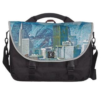 SANFRAN City Cisco AKA Bay area day dreams Laptop Computer Bag