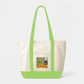 SanFrancisco Impulse Tote Bag