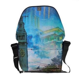 SanFrancisco Embarcadero City Festival Messenger Bags