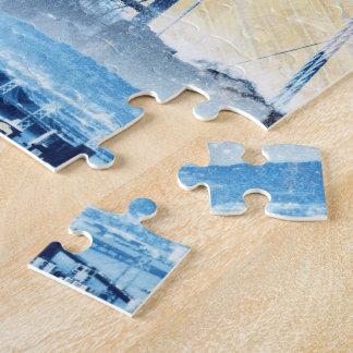 SanFrancisco Iconic Panel of Life Jigsaw Puzzle