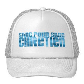 Sang pour sang Chrétien Ciel Trucker Hat