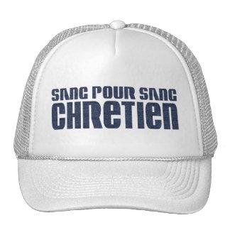 Sang pour sang Chrétien Jean's Hat