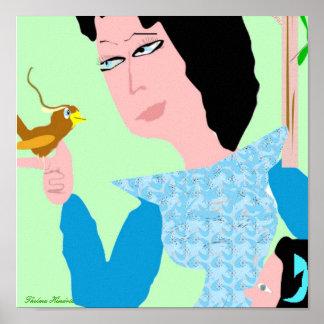 SangAdedede, Thelma Hendrix Poster
