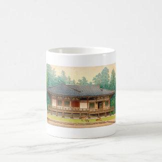 Sangatsu-Do Temple Mori Masamoto  ukiyo-e Coffee Mug