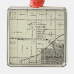 Sanger, California Ornament