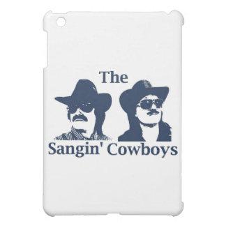 Sangin' Cowboys iPad Case
