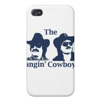 Sangin' Cowboys iPhone Case Covers For iPhone 4