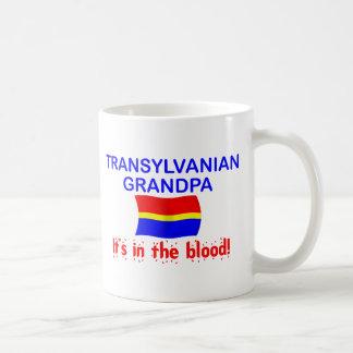 Sangre de Transylvanian - abuelo Taza De Café