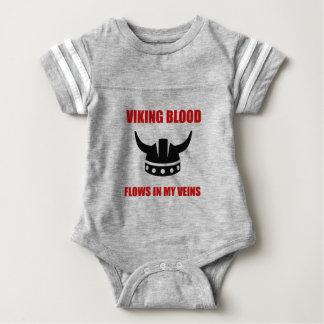 Sangre de Viking Body Para Bebé