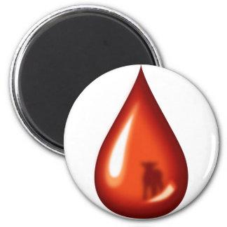 Sangre del cordero Jesús Imán Para Frigorífico