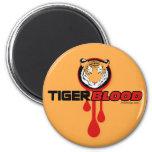 Sangre del tigre imanes