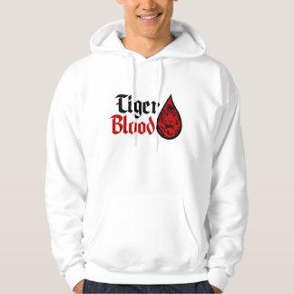 Sangre del tigre sudadera