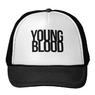 Sangre joven gorra