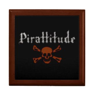 Sangre Rogelio alegre de Pirattitude Caja De Recuerdo