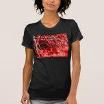 Sangre verdadera en el pantano camiseta