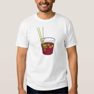 Sangria bucket t-shirt