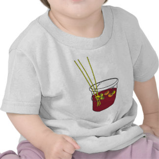 Sangria bucket shirt