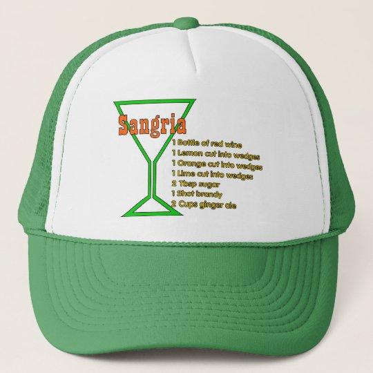 Sangria Trucker Hat