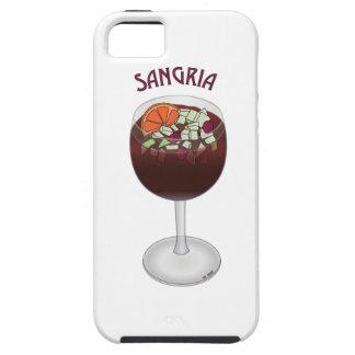 SANGRIA WINE DESIGN iPhone SE/5/5s CASE