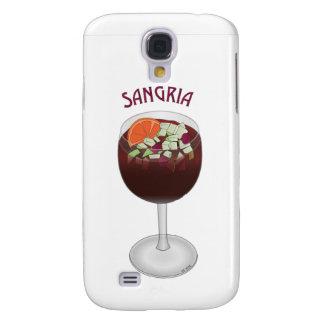 SANGRIA WINE DESIGN SAMSUNG S4 CASE