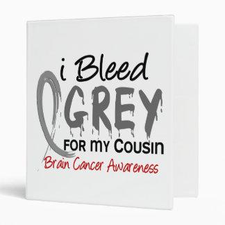 Sangro el gris para mi cáncer de cerebro del primo