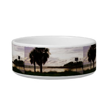 Beach Themed Sanibel at Dusk Bowl