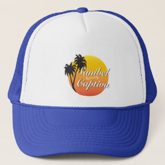 Sanibel Captiva Islands Florida Trucker Hat