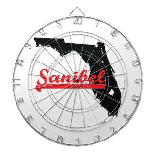 sanibel Florida Dart Board