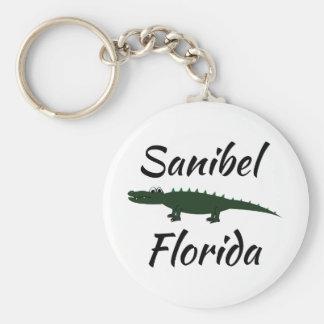 Sanibel Florida Keychain