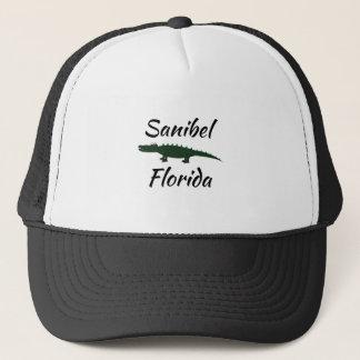 Sanibel Florida Trucker Hat