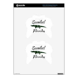Sanibel Florida Xbox 360 Controller Skin