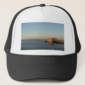 Sanibel Harbor Trucker Hat