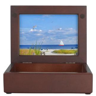 Sanibel Island Beach Memory Box